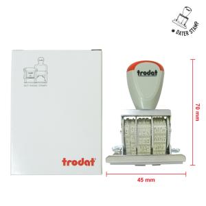trodat D-2210 received