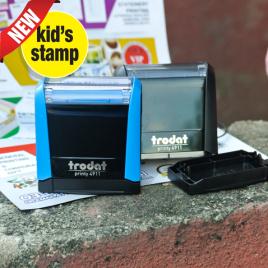 Kid's Stamp 4911