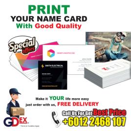 Name Card Digital Print
